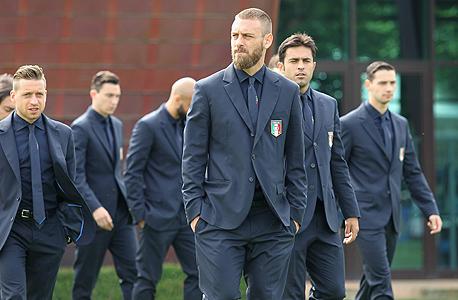 נבחרת איטליה. לא אופנתית על פי גולדמן זאקס, צילום: אימג