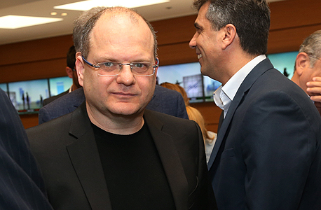 גיל שויד מייסד צ'ק פוינט, צילום: שאול גולן