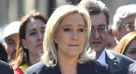 מרין לה פן נשיאת מפלגת החזית הלאומית ב צרפת, צילום: ABACA