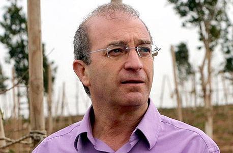 """מאיר שפיגלר, מנכ""""ל קק""""ל. הוביל את המאבק נגד ההחלטה"""