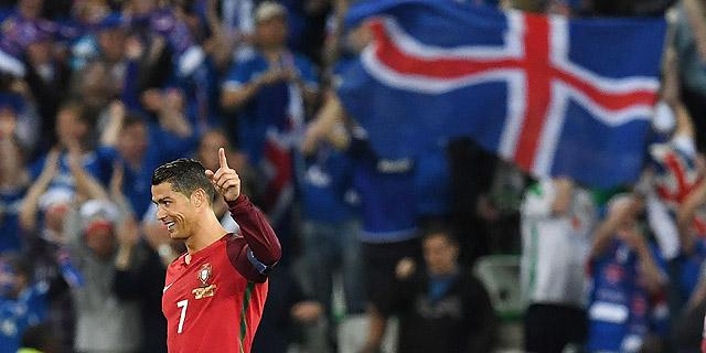 נבחרת איסלנד - קטנים גדולים