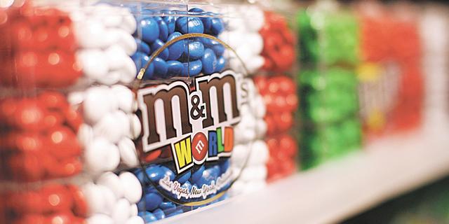 מארס רוצה את m&m's מחוץ לקינוחים עתירי סוכר