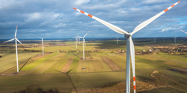 Enlight Renewable Energy Buys Rights for Wind Turbine Farm in Spain
