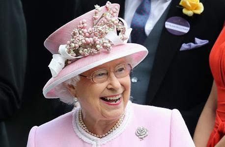 אליזבת השנייה, מלכת אנגליה, צילום: גטי אימג