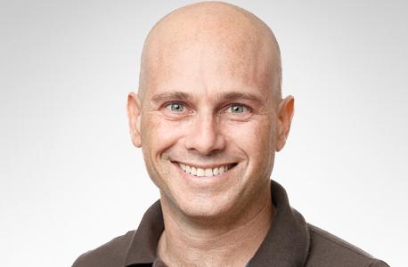 """ד""""ר אסף גלזר, מנכ""""ל החברה, צילום: אסף גלזר"""