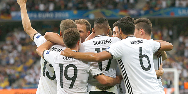 האפליקציה שעזרה לנבחרת גרמניה לנצח