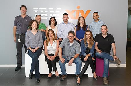 IBM מביאה את מהפכת ה-Flash ליישומים מתקדמים בענן