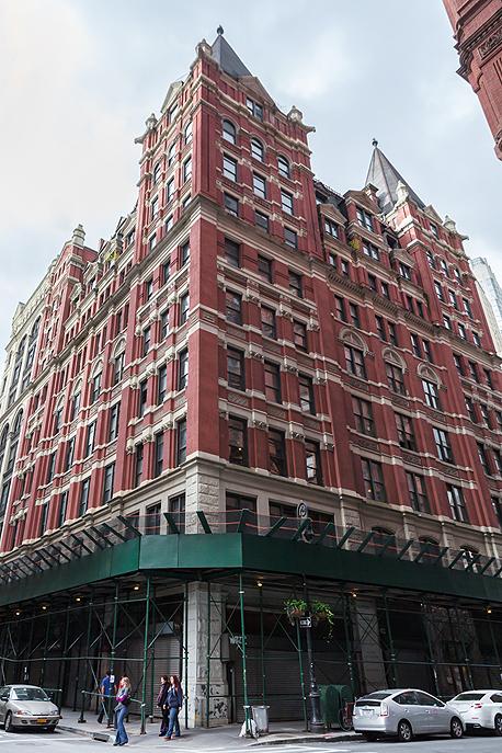 """מלון בקמן של אלן גרוס בניו יורק , צילום: יח""""צ"""