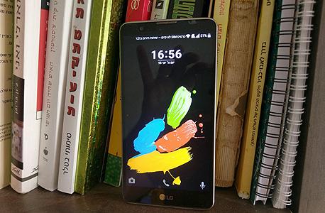 LG סטיילוס סמארטפון 1, צילום: רפאל קאהאן
