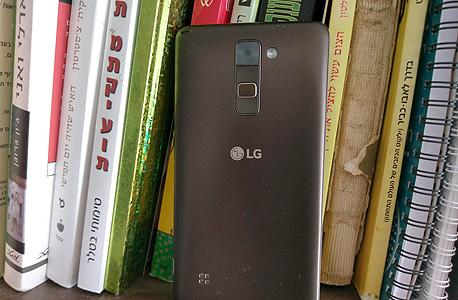 LG סטיילוס סמארטפון 2, צילום: רפאל קאהאן