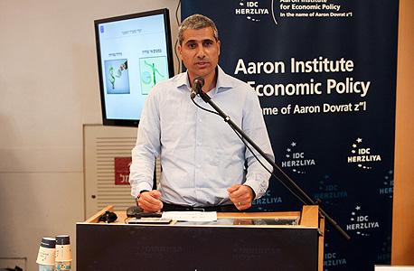 אמיר לוי, הממונה על התקציבים במשרד האוצר, בכנס בהרצליה