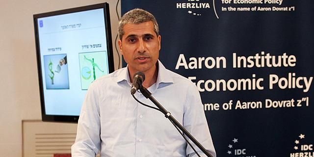 אמיר לוי, הממונה על התקציבים באוצר, צילום: עדי כהן צדק