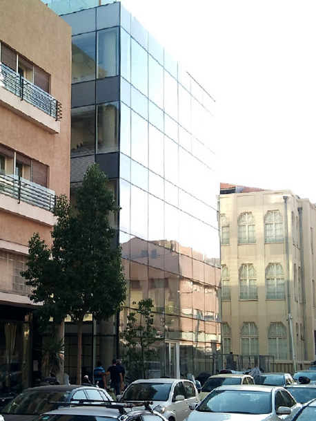 הבניין בלילינבלום 28 בתל אביב
