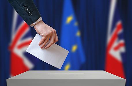 ברקזיט משאל עם להיפרדות בריטניה האיחוד האירופי, צילום: שאטרסטוק