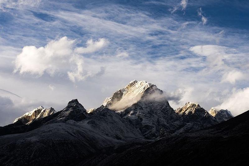סאגארמאטה, נפאל. מפולות שלגים ושטפונות
