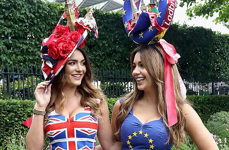 ברקזיט בריטניה משאל עם בנות, צילום: גטי אימג'ס