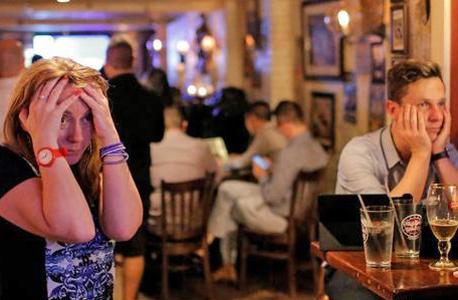 ברקזיט תוצאות בריטים המומים, צילום: רויטרס
