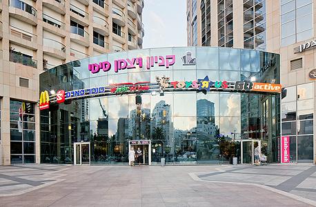 קניון ויצמן סיטי בית חולים איכילוב תל אביב 1, צילום: לם וליץ סטודיו