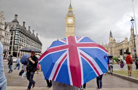 לונדון אתמול הצבעה גם נגד המומחים בריטניה ברקזיט, צילום: איי אף פי