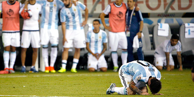 האם אדידס תחזיר את מסי לנבחרת ארגנטינה?