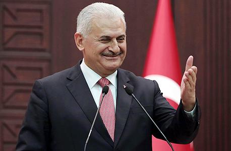 """ראש ממשלת טורקיה, ילדרים. """"נסיון לא חוקי"""""""