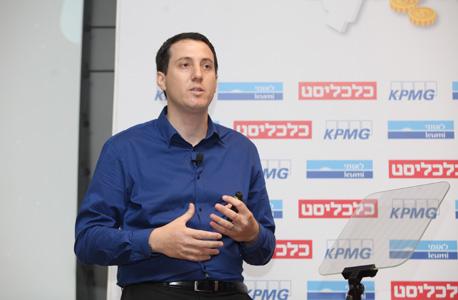 דוראל בליץ מנהל מחלקת פינטק KPMG