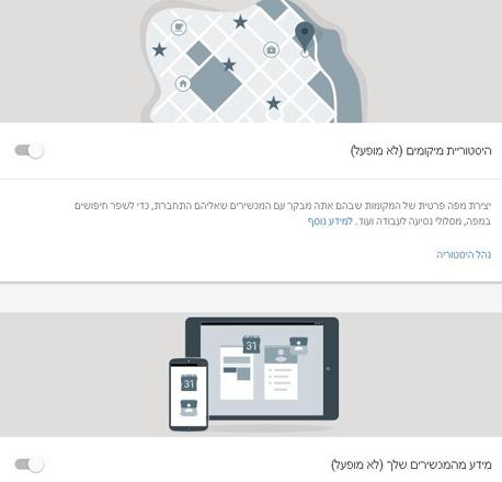 גוגל מעקב ניהול