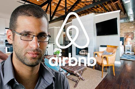 עומרי מילמן airbnb השכרת דירות, צילום: airbnb, אוראל כהן