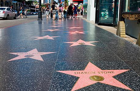 שידרת הכוכבים בהוליווד, צילום: איי אף פי