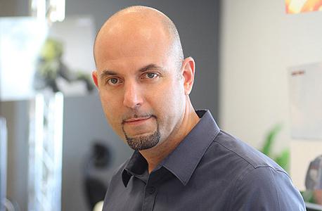 """מנכ""""ל וונטייז נועם יוסיפידיס, צילום: שרון ברקת"""