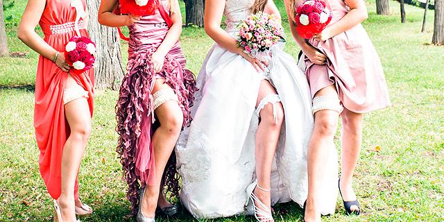 אופנות החתונה: בר רפאלי לא לבד