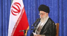 המנהיג העליון של איראן עלי ח'מינאי, צילום: אי פי איי
