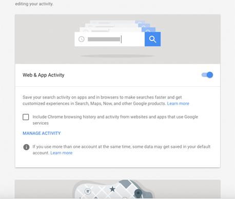 גוגל הגדרות פרטיות חדשות 6, צילום: google