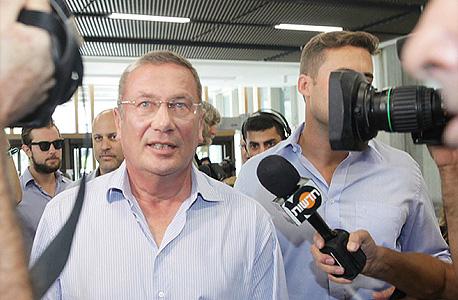נוחי דנקנר בית משפט המחוזי תל אביב, צילום:  אוראל כהן