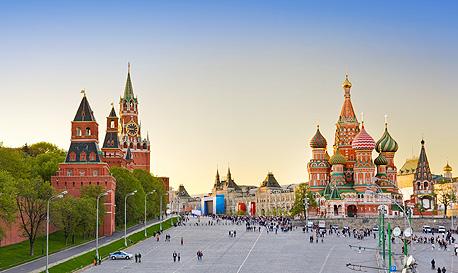 מוסקבה, צילום: שאטרסטוק