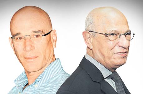 מימין שלמה אליהו ו אילן בן דב, צילום: אוראל כהן, צביקה טישלר