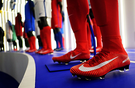 נייקי כדורגל חסות ספורט חסות לבוש, צילום: איי אף פי