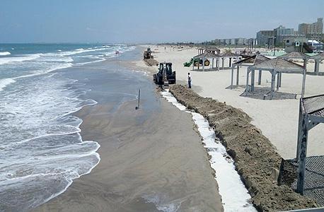 זיהום הנפט בחופי חיפה