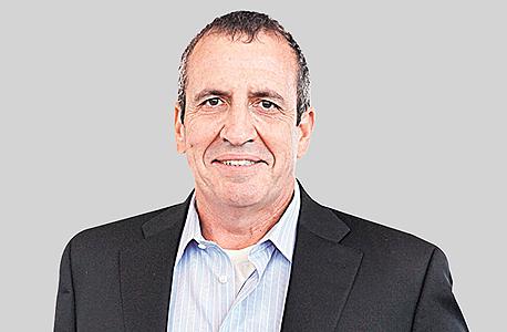 """איל וולדמן אייל וולדמן מנכ""""ל מלאנוקס, צילום: אוראל כהן"""