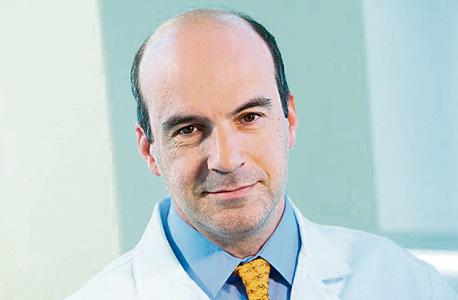 """ד""""ר פיטר באך. המחירים זינקו ממאות דולרים בחודש לעשרות אלפי דולרים בחודש, צילום: mskcc.org"""