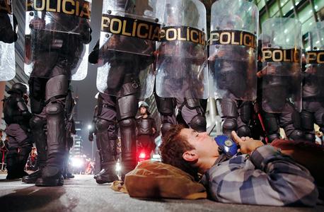 כוחות משטרה בברזיל