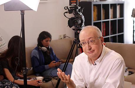 מאחורי הקלעים צילומי סרט מחאה מנואל טרכטנברג, צילום: עמית שעל