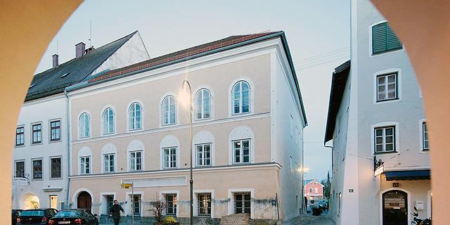 ממשלת אוסטריה מבקשת להפקיע את הבית שבו נולד היטלר