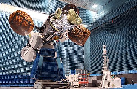 לווין עמוס 6 של חלל תקשורת