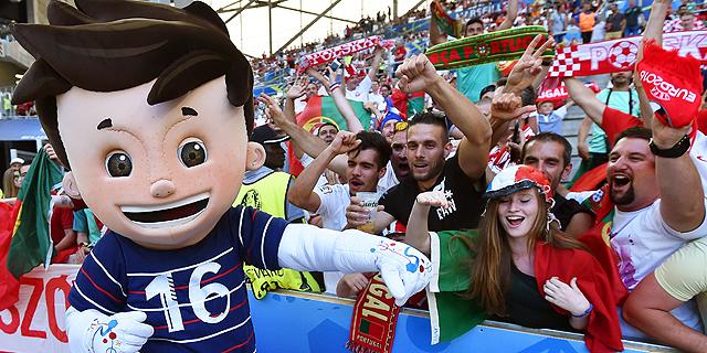 """אופ""""א: הרוויחה 847 מיליון יורו ב-2016; ההכנסות מטורניר היורו - 1.92 מיליארד"""