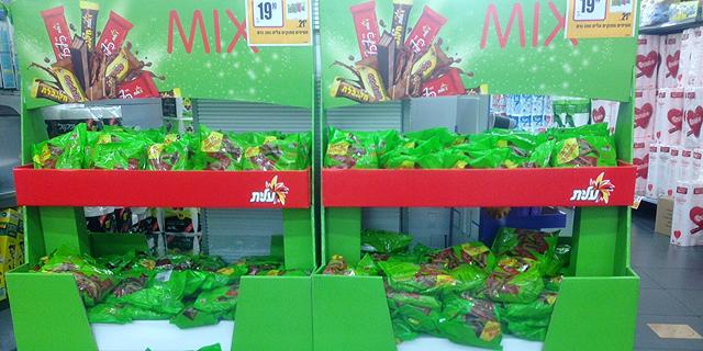 רשות ההגבלים לספקים הגדולים: הסירו  את העמדות הממותגות בסופרמרקטים