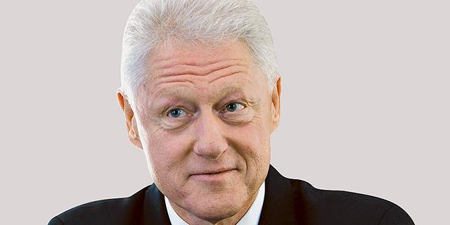 עולה חדש לטוויטר: ביל קלינטון