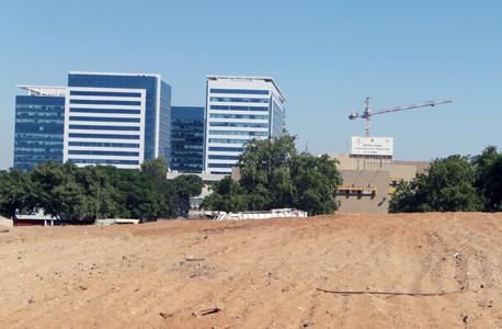 מתחם המשרדים באזור התעשייה בחולון