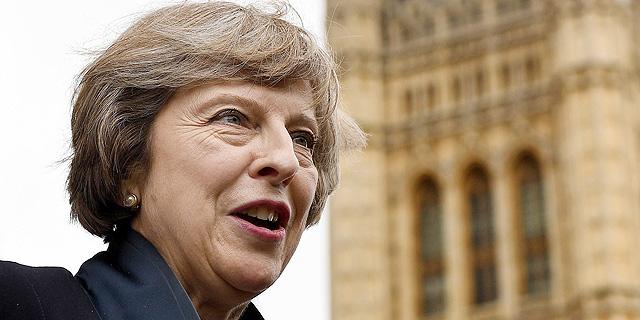 """ארנסט אנד יאנג: בריטניה תיכנס ל""""מיתון קצר"""" לקראת סוף השנה"""