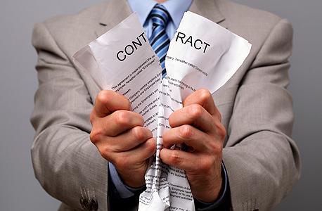 דחיית הצעת עבודה התפטרות קריירה קריעת חוזה, צילום: שאטרסטוק